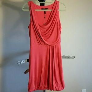 Tank top style dress